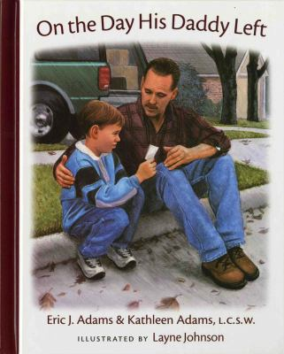 Cover image for On the day his daddy left