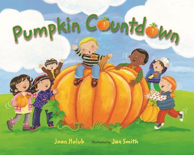 Cover image for Pumpkin countdown