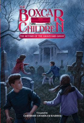 Cover image for The return of the graveyard ghost