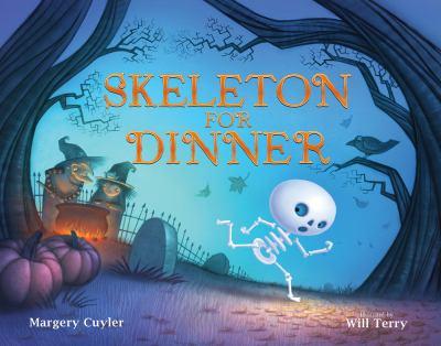 Cover image for Skeleton for dinner