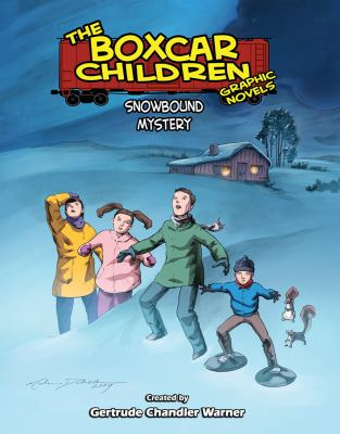 Cover image for Snowbound mystery
