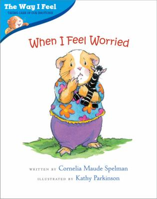 Cover image for When I feel worried