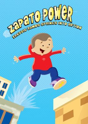 Cover image for Zapato Power : Freddie Ramos springs into action