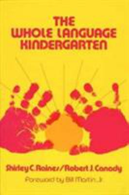 Cover image for The whole language kindergarten
