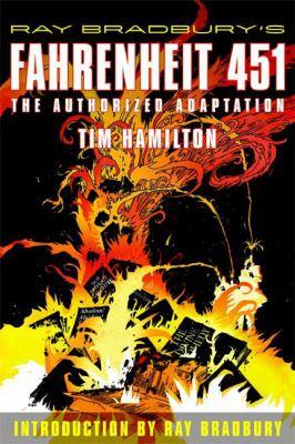 Cover image for Ray Bradbury's Fahrenheit 451 : the authorized adaptation