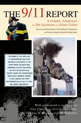 Cover image for The 9/11 report : a graphic adaptation