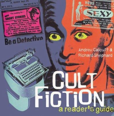 Cover image for Cult fiction : a reader's guide