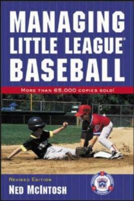 Cover image for Managing Little League baseball