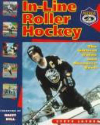 Cover image for In-line roller hockey : the official guide and resource book