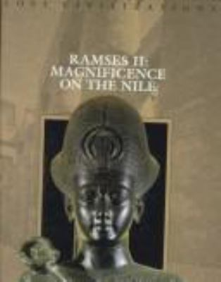 Cover image for Ramses II : magnificence on the Nile