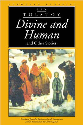 Cover image for Divine and human and other stories