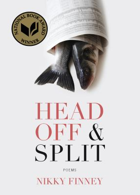 Cover image for Head off & split : poems