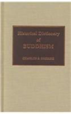 Cover image for Historical dictionary of Buddhism