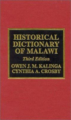 Cover image for Historical dictionary of Malawi