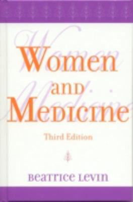 Cover image for Women and medicine