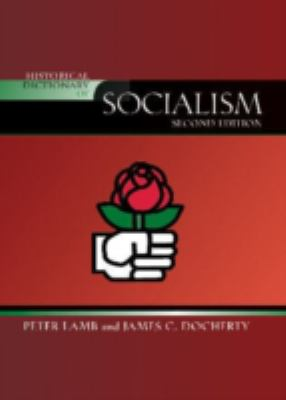 Cover image for Historical dictionary of socialism