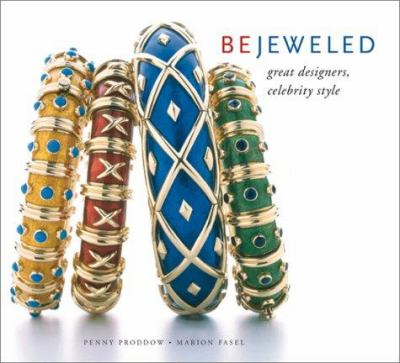 Cover image for Bejeweled : great designers, celebrity style