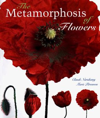 Cover image for The metamorphosis of flowers