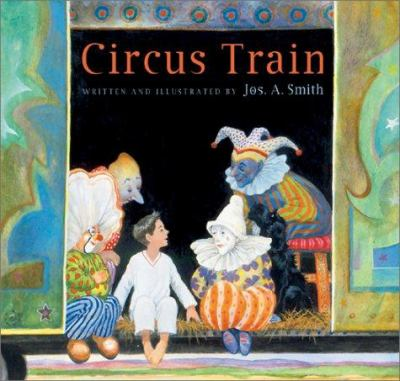 Cover image for The circus train