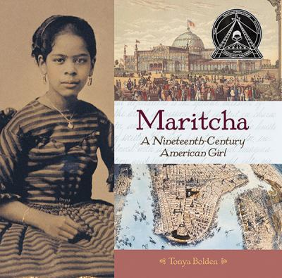 Cover image for Maritcha : a nineteenth-century American girl