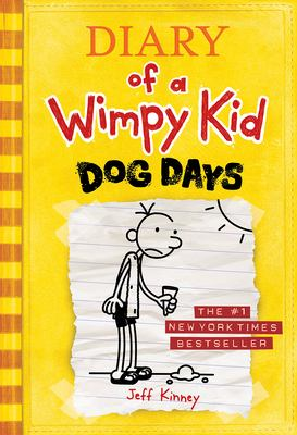 Cover image for Diary of a wimpy kid : dog days