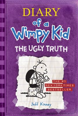 Cover image for Diary of a wimpy kid : the ugly truth