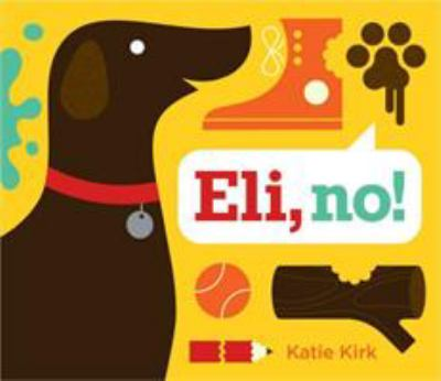 Cover image for Eli, no!