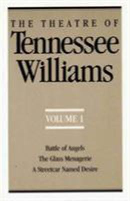Cover image for The theatre of Tennessee Williams.