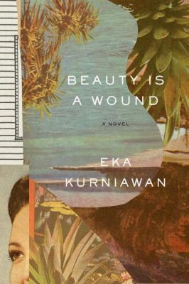 Cover image for Beauty is a wound