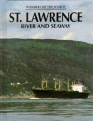 Cover image for St. Lawrence River and Seaway