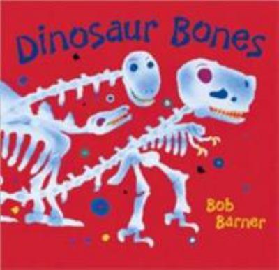 Cover image for Dinosaur bones