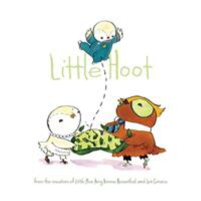 Cover image for Little Hoot