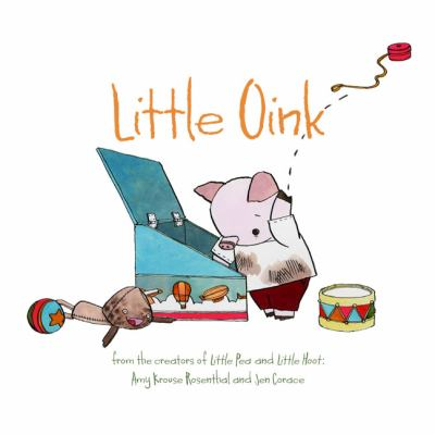 Cover image for Little Oink