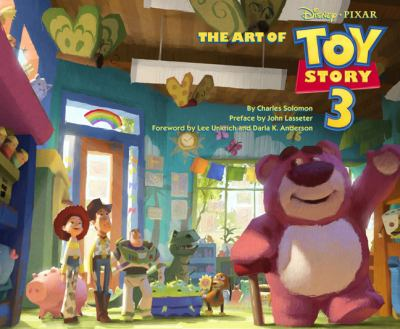 Cover image for The art of Toy story 3
