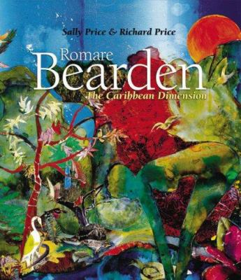 Cover image for Romare Bearden : the Caribbean dimension