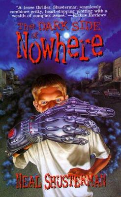 Cover image for The dark side of nowhere