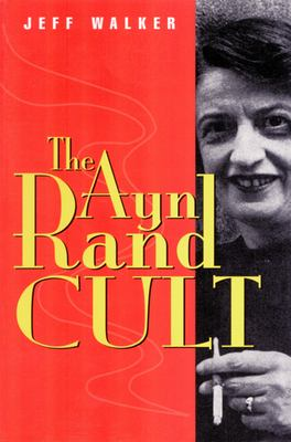 Cover image for The Ayn Rand cult