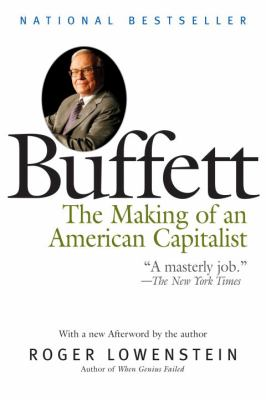 Cover image for Buffett : the making of an American capitalist