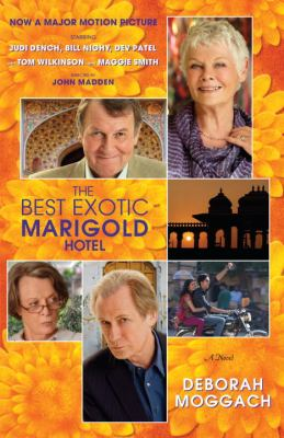 Cover image for The best exotic Marigold Hotel : a novel