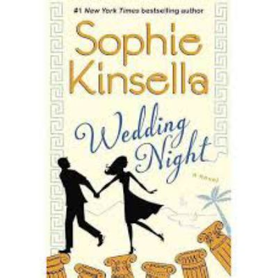 Cover image for Wedding night : a novel