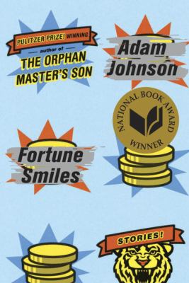 Cover image for Fortune smiles : stories