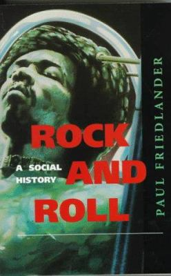 Cover image for Rock and roll : a social history