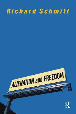 Cover image for Alienation and freedom