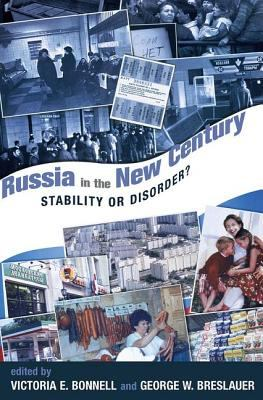 Cover image for Russia in the new century : stability or disorder?