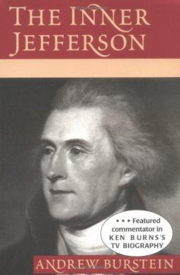 Cover image for The inner Jefferson : portrait of a grieving optimist