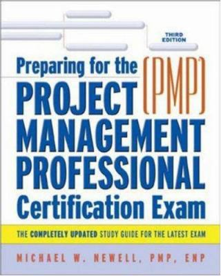 Cover image for Preparing for the project management professional (PMP) certification exam