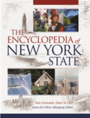 Cover image for The encyclopedia of New York State