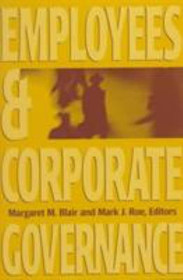 Cover image for Employees and corporate governance