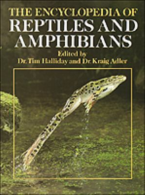 Cover image for The encyclopedia of reptiles and amphibians