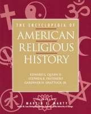 Cover image for The encyclopedia of American religious history